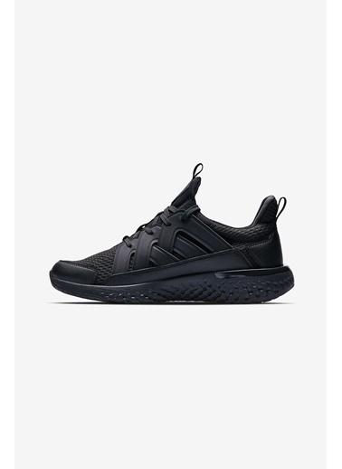Lescon Hellium Spike Siyah Unisex Koşu Ayakkabı Siyah